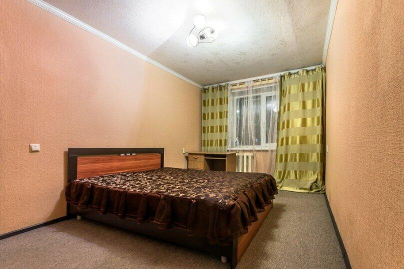 3-комн. квартира, 80 кв.м. на 6 человек, Ленинский проспект, 117А, Воронеж - Фотография 2