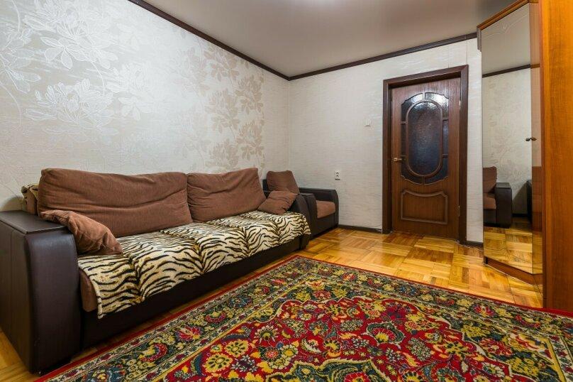 3-комн. квартира, 80 кв.м. на 6 человек, Ленинский проспект, 117А, Воронеж - Фотография 5