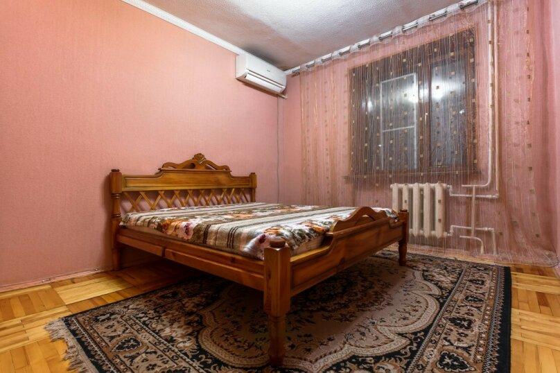 3-комн. квартира, 80 кв.м. на 6 человек, Ленинский проспект, 117А, Воронеж - Фотография 6