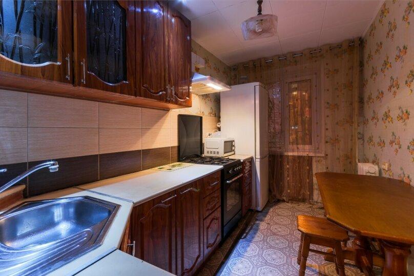 3-комн. квартира, 80 кв.м. на 6 человек, Ленинский проспект, 117А, Воронеж - Фотография 8