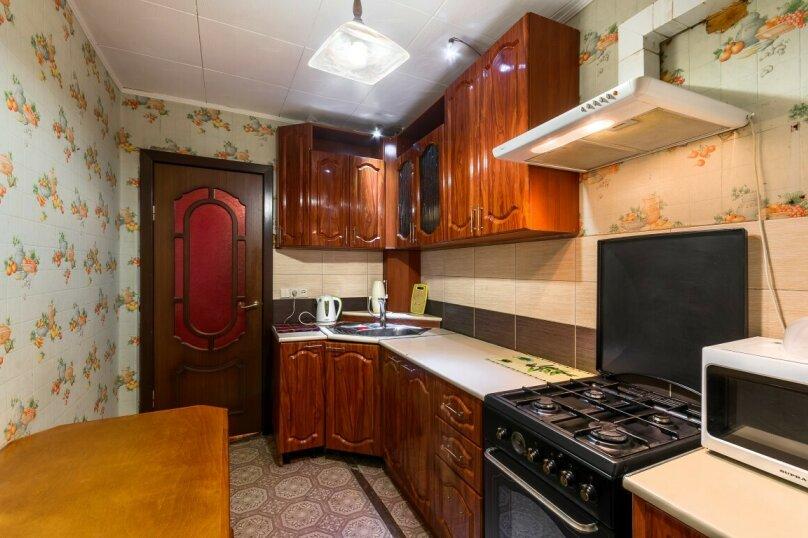 3-комн. квартира, 80 кв.м. на 6 человек, Ленинский проспект, 117А, Воронеж - Фотография 9