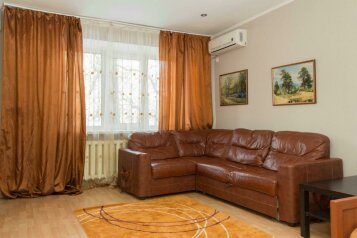 1-комн. квартира, 34 кв.м. на 4 человека, Козловская улица, Волгоград - Фотография 3