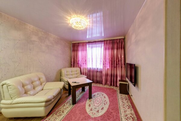 1-комн. квартира, 34 кв.м. на 2 человека, улица Орджоникидзе, 1, Норильск - Фотография 1