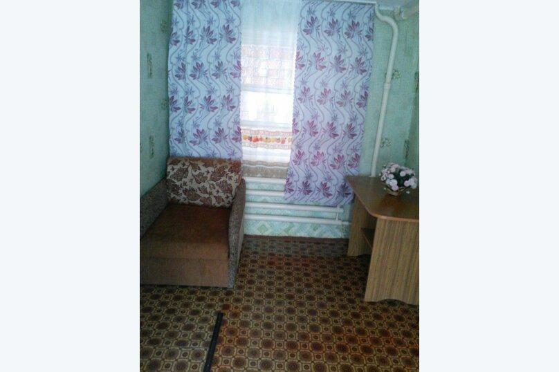 Уютный маленький домик. С частичными удобствами. (1), 18 кв.м. на 4 человека, 1 спальня, Энгельса, 146, Ейск - Фотография 1