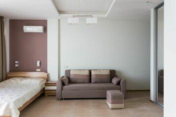 1-комн. квартира, 45 кв.м. на 4 человека, Алупкинское шоссе, 8Д, Курпаты, Ялта - Фотография 1