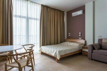 1-комн. квартира, 45 кв.м. на 4 человека, Алупкинское шоссе, Курпаты, Ялта - Фотография 4