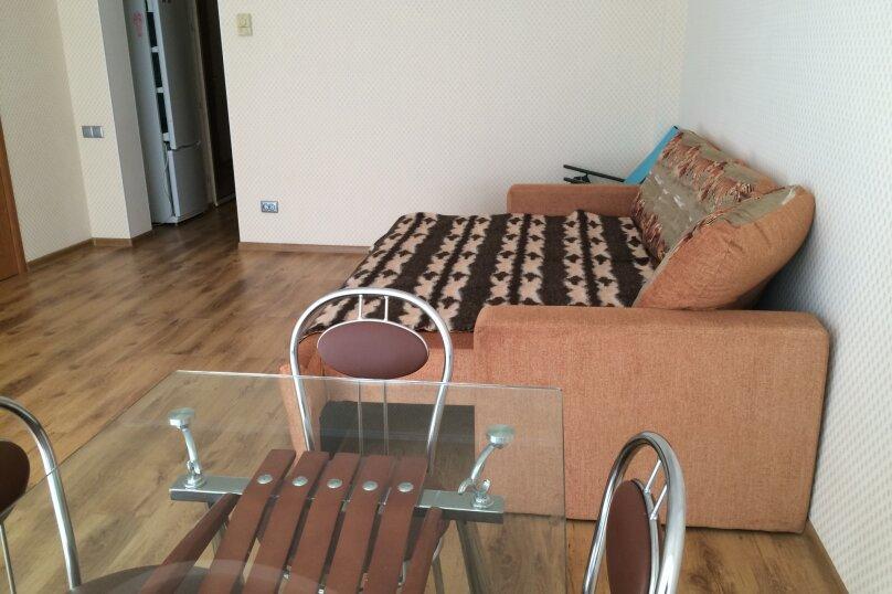 2-комн. квартира, 68 кв.м. на 4 человека, улица Строителей, 3А, Гурзуф - Фотография 8