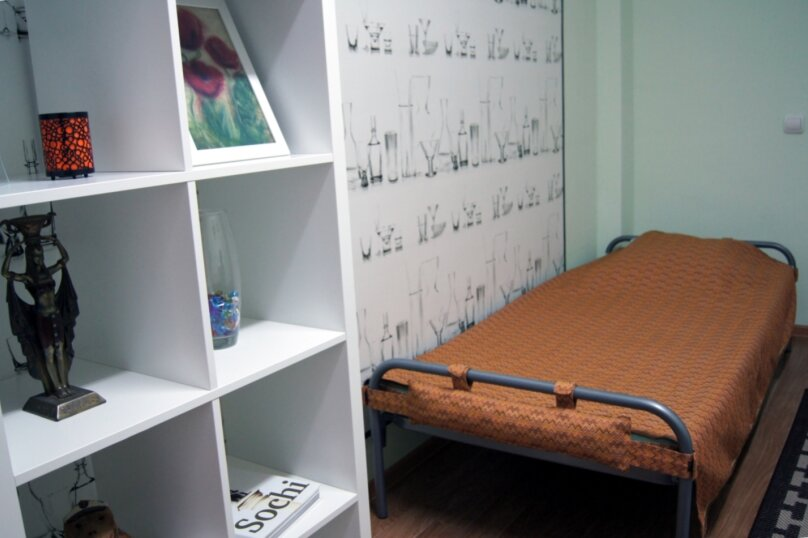 2-комн. квартира, 68 кв.м. на 5 человек, Эстонская улица, 37к11, Эстосадок, Красная Поляна - Фотография 11
