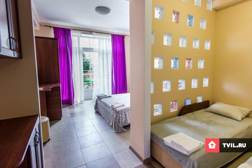 Люкс 1,5 комнатный, Адмиральская улица, 12, Судак - Фотография 17