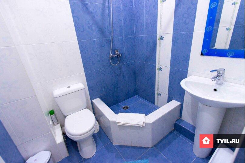 Люкс 1 комнатный 3х местный, Адмиральская улица, 12, Судак - Фотография 9