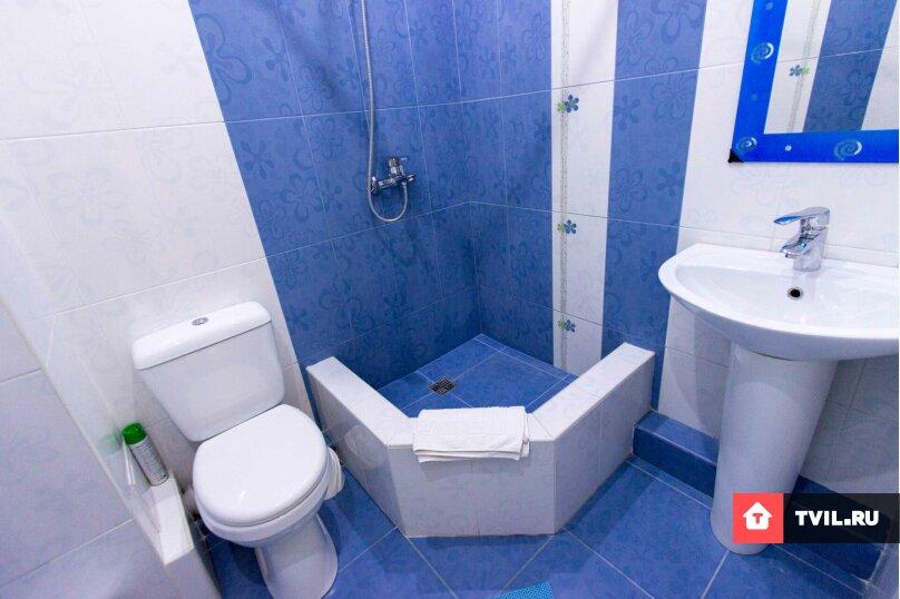 Люкс 1 комнатный 3х местный, Адмиральская улица, 12, Судак - Фотография 10