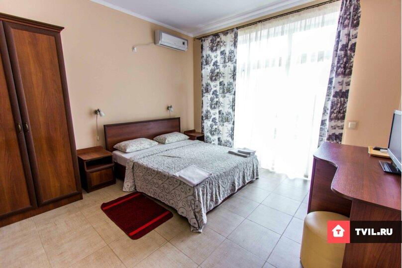 Люкс 1 комнатный 3х местный, Адмиральская улица, 12, Судак - Фотография 14
