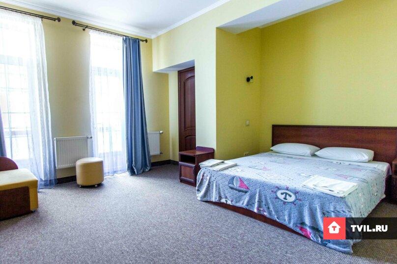 Люкс 2х комнатный семейный, 5-ти местный + 1 доп. место. , Адмиральская улица, 12, Судак - Фотография 3