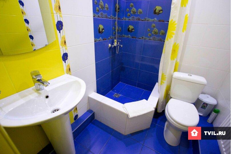 Люкс 2х комнатный семейный, 5-ти местный + 1 доп. место. , Адмиральская улица, 12, Судак - Фотография 15