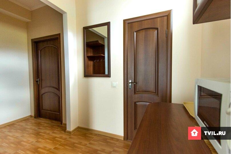 Люкс 1 комнатный 3х местный+ 1 доп.место, Адмиральская улица, 12, Судак - Фотография 7