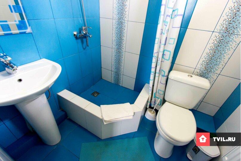Люкс 1 комнатный 3х местный+ 1 доп.место, Адмиральская улица, 12, Судак - Фотография 10