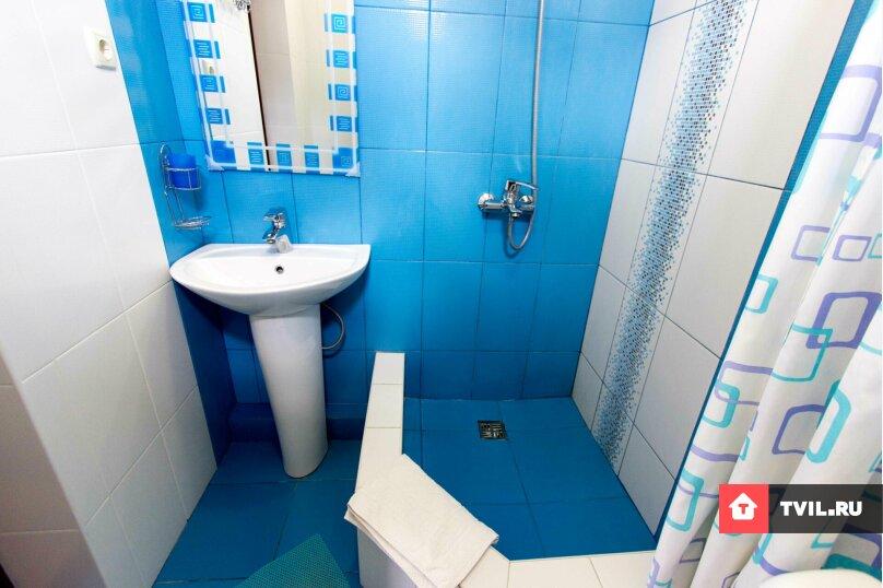Люкс 1 комнатный 3х местный+ 1 доп.место, Адмиральская улица, 12, Судак - Фотография 11