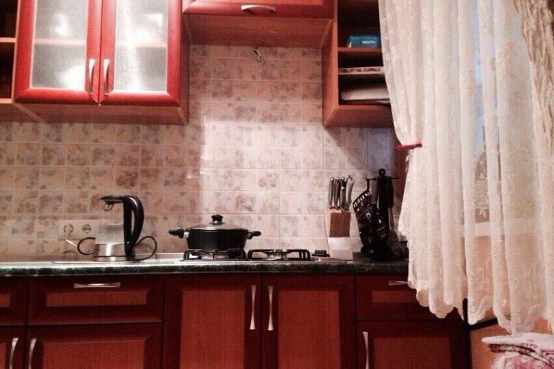 1-комн. квартира, 31 кв.м. на 5 человек, улица Космонавтов, 18, Форос - Фотография 1