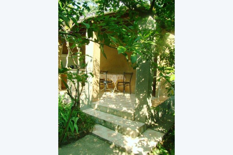Благоустроенные домики в частном секторе, курорт пгт. Кацивели, улица Виткевича, 6 на 8 номеров - Фотография 3