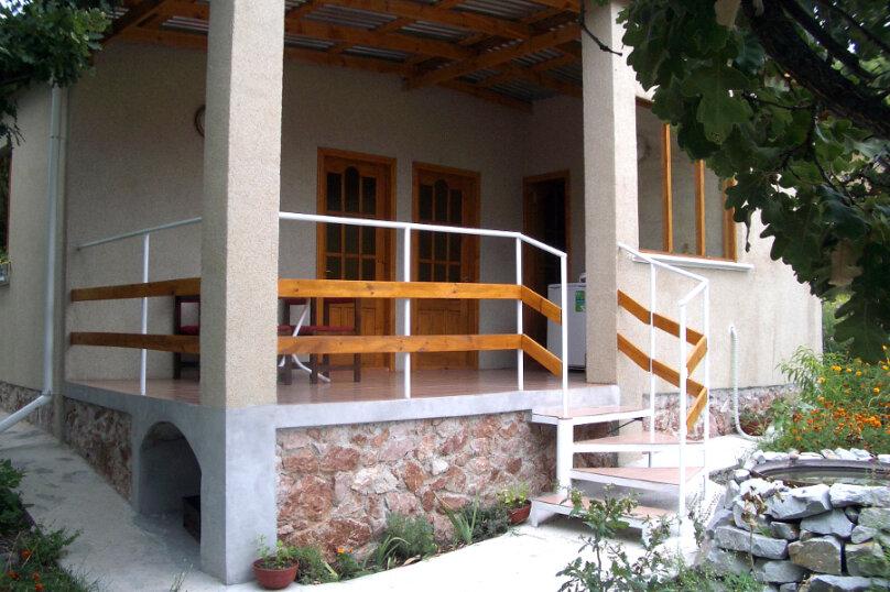 Благоустроенные домики в частном секторе, курорт пгт. Кацивели, улица Виткевича, 6 на 8 номеров - Фотография 5
