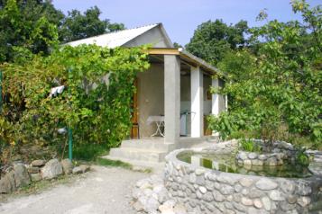 Благоустроенные домики в частном секторе, курорт пгт. Кацивели, улица Виткевича, 6 на 8 номеров - Фотография 2