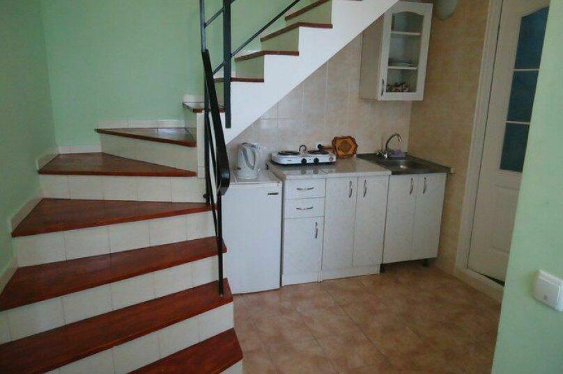 Сдам жилье в Алупке, 30 кв.м. на 3 человека, 1 спальня, улица Калинина, 32, Алупка - Фотография 8