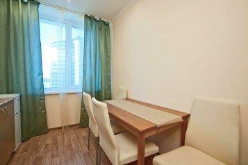 1-комн. квартира, 37 кв.м. на 4 человека, ЖК Звездный, 11, Ольгинка - Фотография 3