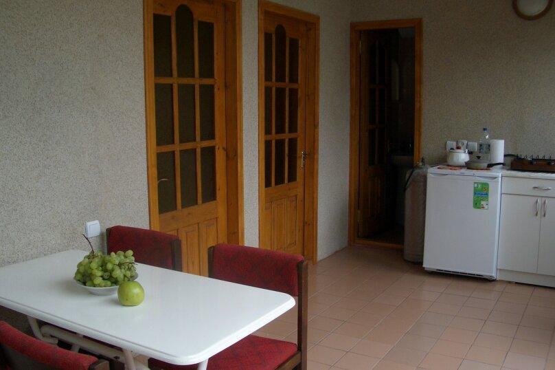 Благоустроенные домики в частном секторе, курорт пгт. Кацивели, улица Виткевича, 6 на 8 номеров - Фотография 49