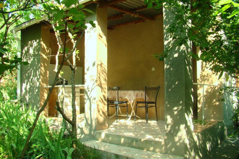 Благоустроенные домики в частном секторе, курорт пгт. Кацивели, улица Виткевича, 6 на 8 номеров - Фотография 7