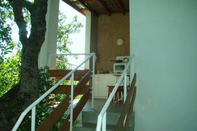 Благоустроенные домики в частном секторе, курорт пгт. Кацивели, улица Виткевича, 6 на 8 номеров - Фотография 9