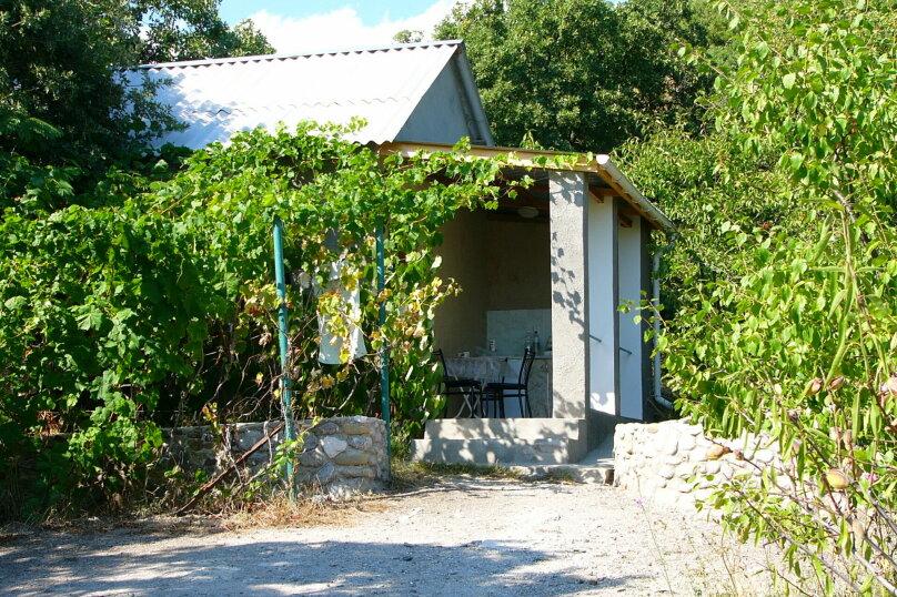 Благоустроенные домики в частном секторе, курорт пгт. Кацивели, улица Виткевича, 6 на 8 номеров - Фотография 21