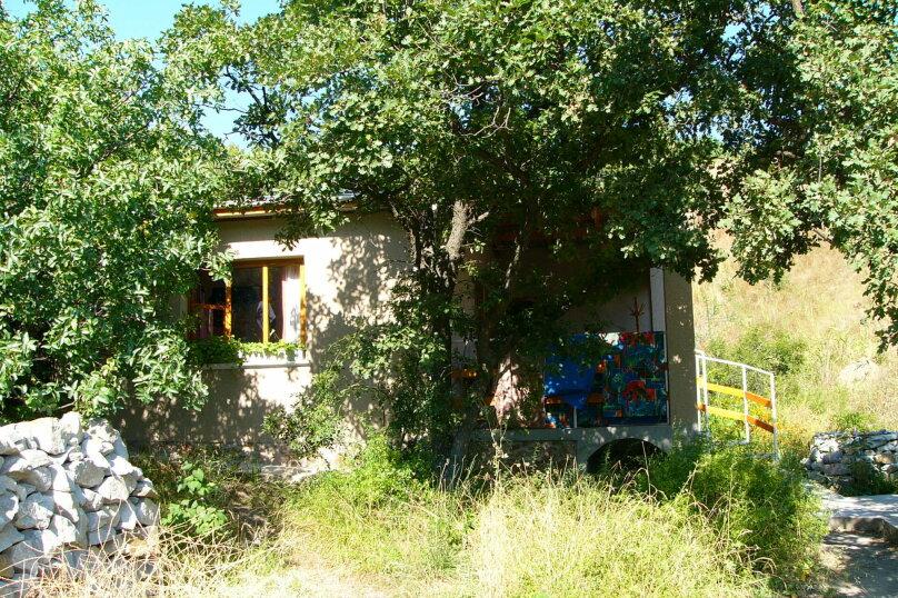 Благоустроенные домики в частном секторе, курорт пгт. Кацивели, улица Виткевича, 6 на 8 номеров - Фотография 27