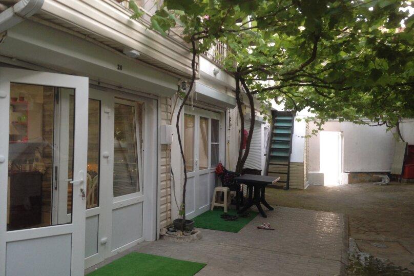 Эллинг, 45 кв.м. на 6 человек, 1 спальня, Курортная, 8, Дивноморское - Фотография 6