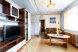 Коттедж как часть дома. С балконом, 2 спальнями, гостинной и кухней., улица Моряков, Лазаревское с балконом - Фотография 2