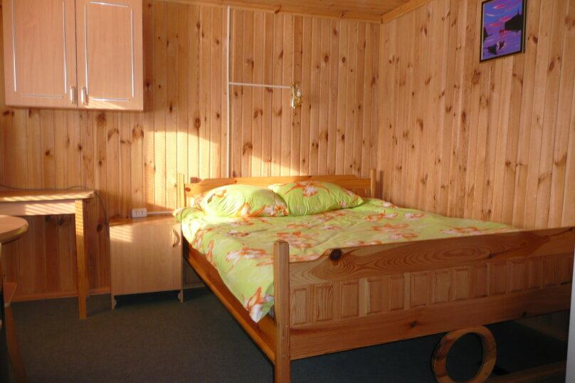 Дом 2-х местный, 18 кв.м. на 2 человека, 1 спальня, Поселок Слюдорудник, 39, Кыштым - Фотография 3