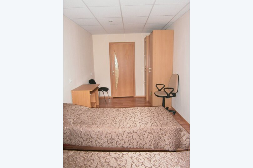 2-комн. квартира, 51 кв.м. на 6 человек, Известинский переулок, 16, Адлер - Фотография 6