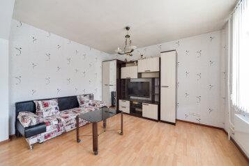2-комн. квартира, 50 кв.м. на 4 человека, улица Нижняя Масловка, 6к2, Москва - Фотография 1