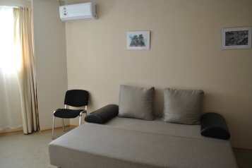 2-комн. квартира, 51 кв.м. на 5 человек, Известинский переулок, 16, Адлер - Фотография 1