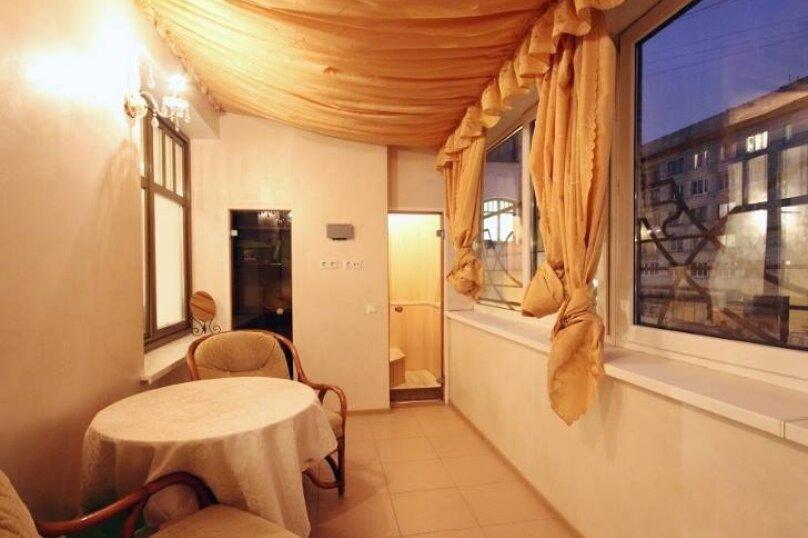 2-комн. квартира, 60 кв.м. на 3 человека, Гаванская улица, 12, Санкт-Петербург - Фотография 2