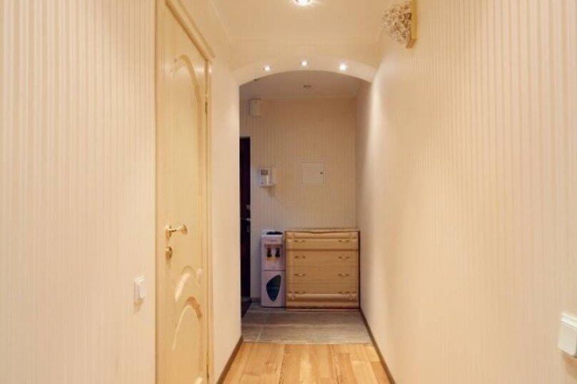 2-комн. квартира, 60 кв.м. на 3 человека, Гаванская улица, 12, Санкт-Петербург - Фотография 10