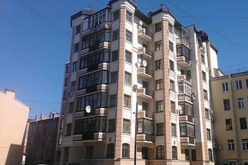 2-комн. квартира, 60 кв.м. на 3 человека, Гаванская улица, 12, Санкт-Петербург - Фотография 14