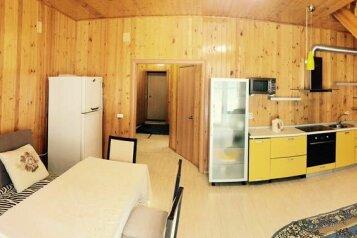 Дом, 110 кв.м. на 8 человек, 3 спальни, Курортная, Банное - Фотография 1