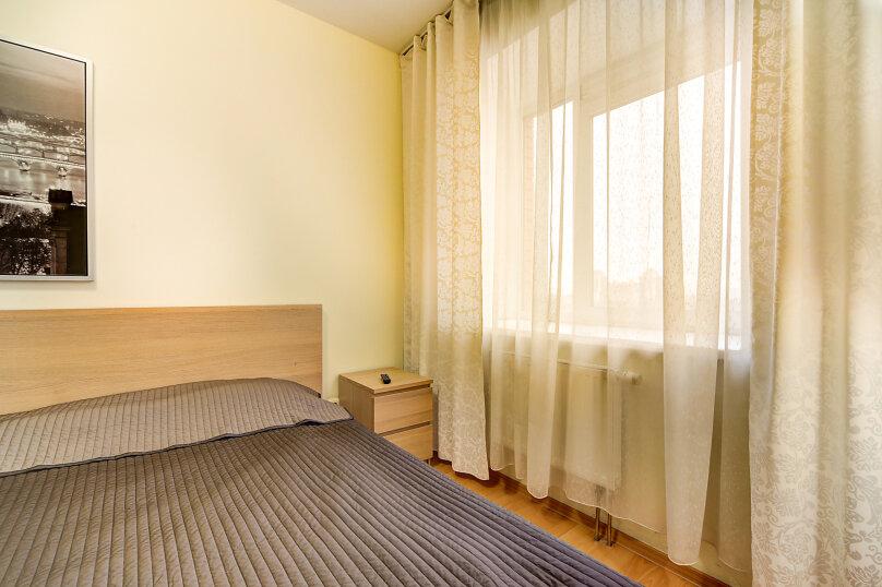 1-комн. квартира, 40 кв.м. на 4 человека, Коломяжский проспект, 15к1, Санкт-Петербург - Фотография 5