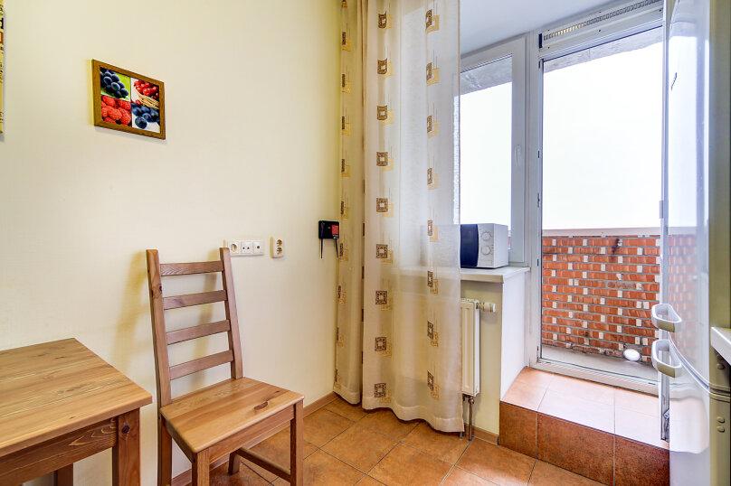 1-комн. квартира, 40 кв.м. на 4 человека, Коломяжский проспект, 15к1, Санкт-Петербург - Фотография 8
