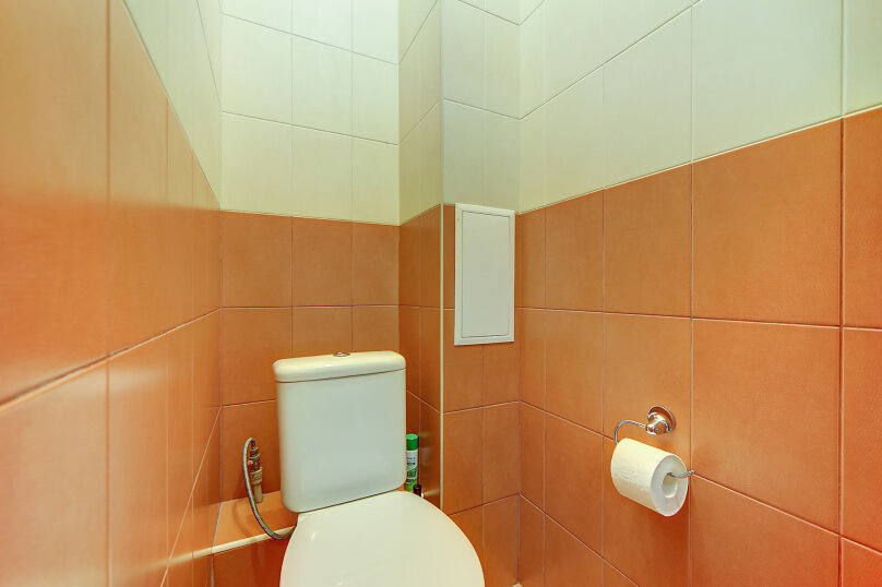 1-комн. квартира, 40 кв.м. на 4 человека, Коломяжский проспект, 15к1, Санкт-Петербург - Фотография 12