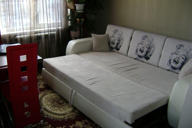 3-комн. квартира, 95 кв.м. на 8 человек, Симферопольское шоссе , 1А, Анапа - Фотография 28