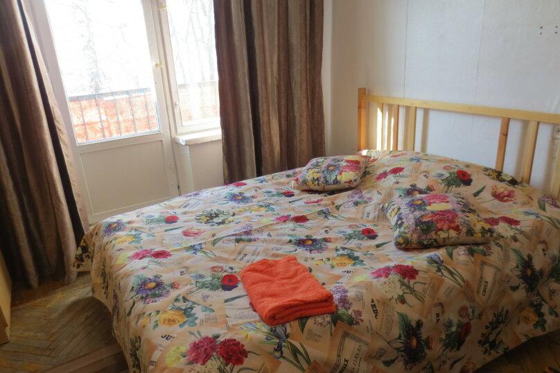2-комн. квартира, 45 кв.м. на 6 человек, Зелёный проспект, 29к3, Москва - Фотография 1