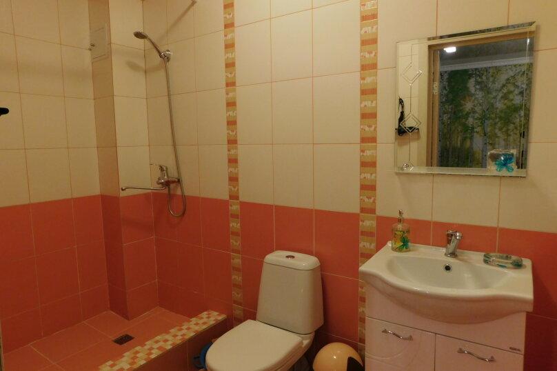 Бунгало №6, 45 кв.м. на 4 человека, 1 спальня, курортная, 83, Банное - Фотография 4