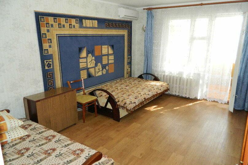 2-комн. квартира, 50 кв.м. на 6 человек, Ленина 4а , 3, поселок Орджоникидзе, Феодосия - Фотография 2