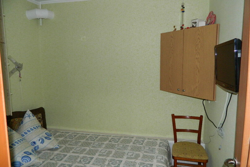 2-комн. квартира, 50 кв.м. на 6 человек, Ленина 4а , 3, поселок Орджоникидзе, Феодосия - Фотография 4